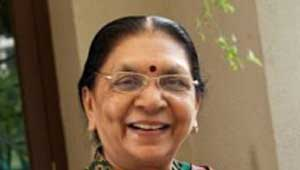 आनंदीबेन पटेल-मुख्यमंत्री