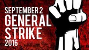 2 सितंबर आम हड़ताल