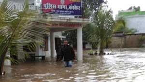 कांकेर में बाढ़