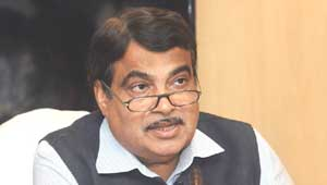 nitin gadkari-minister