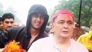 rishi kapoor- old actor