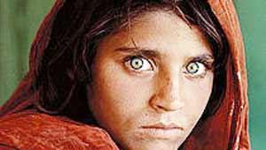 अफगानिस्तान की मोनालिसा
