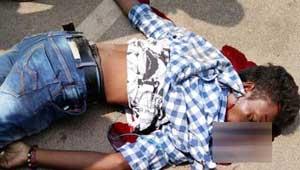 road accident- raipur