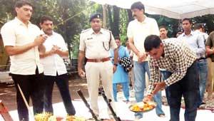 raipur police
