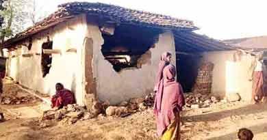 मकान तोड़े