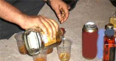 छत्तीसगढ़-शराबखोरी