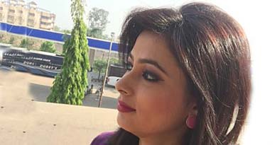 Supreet kaur news anchor chhattisgarh
